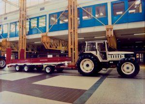 Salone Novità Tecniche EIMA International 1990
