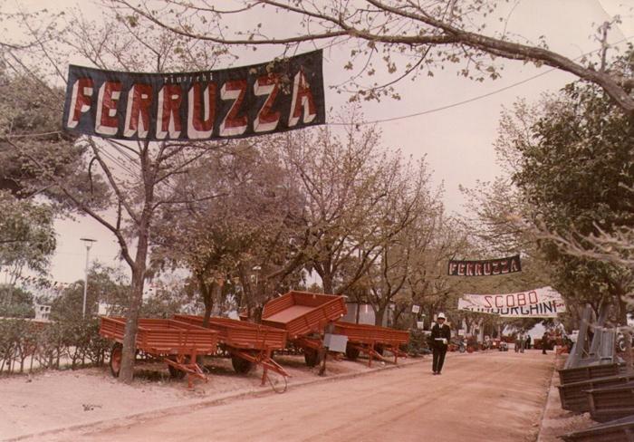 Fiera Mercato Agricoltura Zootecnia Artigianato di Ribera (anno 1967)