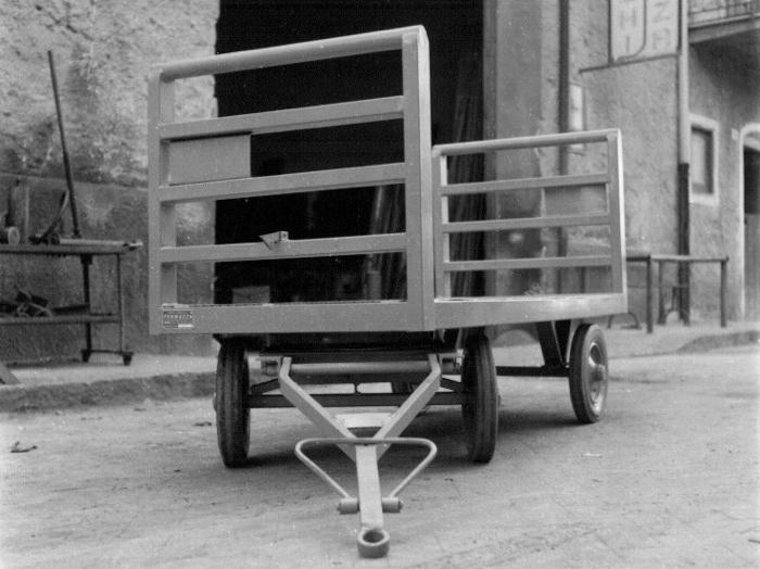 Carrello trasporto bagagli (1968)