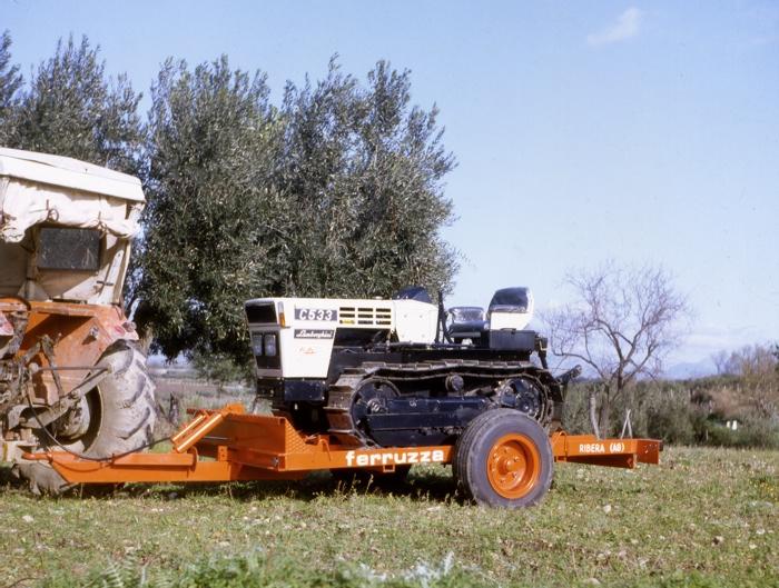 Modello BG 30 (anno 1978)
