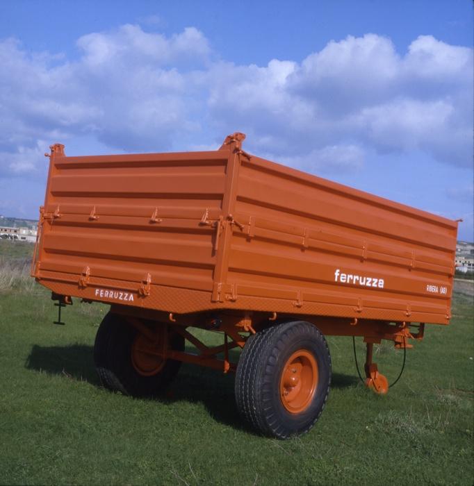 Modello TR 40 (omologazione 1969 - foto 1978)