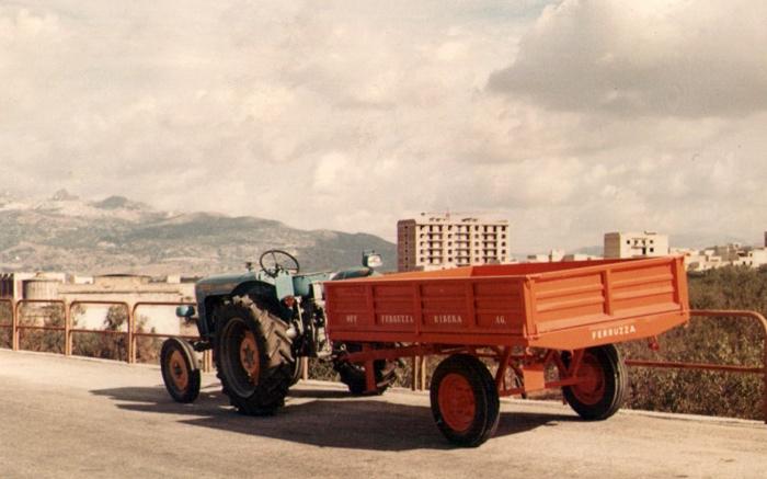 Modello TR 15 (anno 1964)