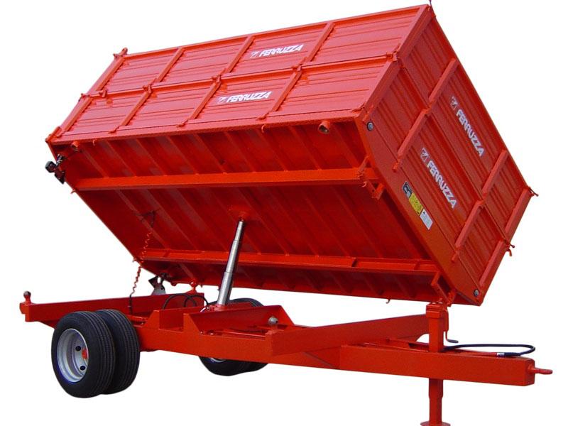 NSR 80T + doppie sponde + ruote gemellate