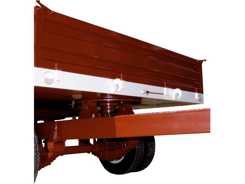 GT 200 Particolare trasferimento di carico sul gancio (brevetto Ferruzza)